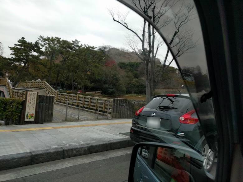 丸亀城遠景