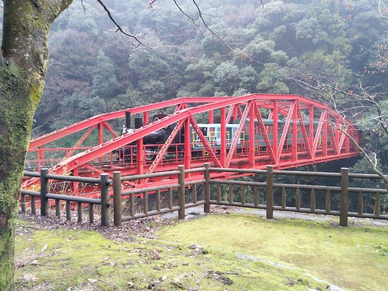 打除(うちよけ)鉄橋【登録有形文化財】