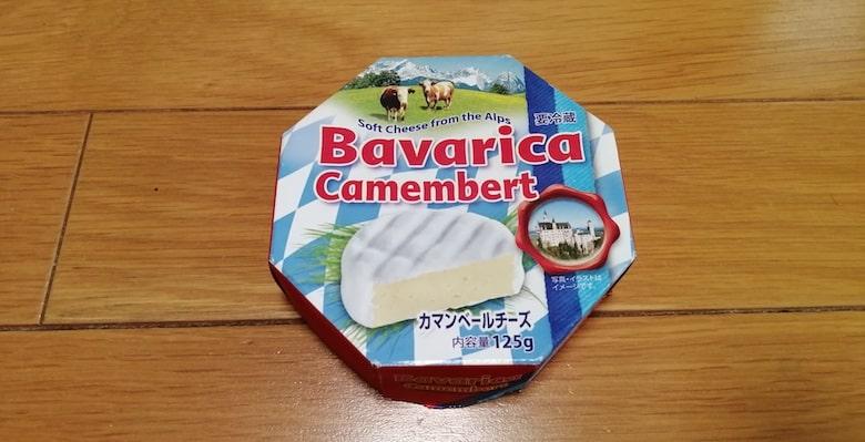 ババリカカマンベールチーズ125g