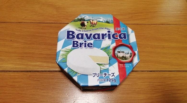 ババリカブリーチーズ125g