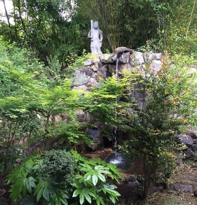 宝塚聖天の歓喜の滝