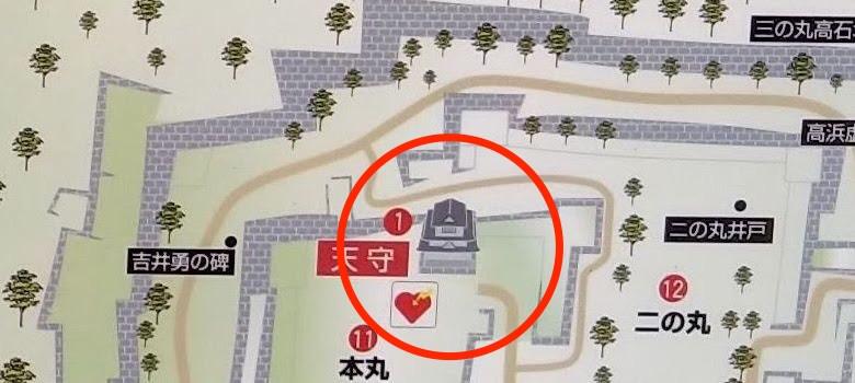 map-現存天守
