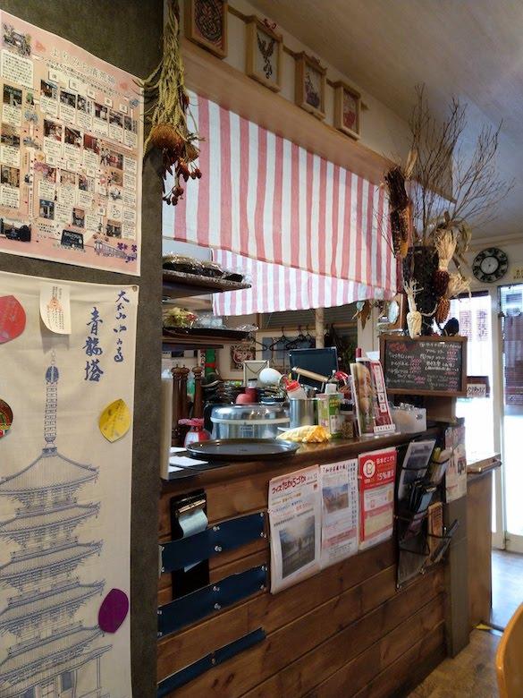 すてーき食堂アチチの調理場