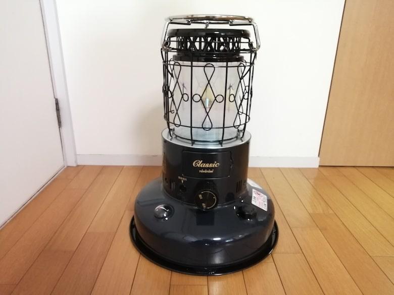 トヨトミCL-250の正面写真