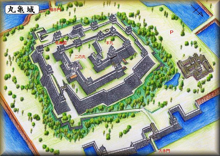丸亀城とは